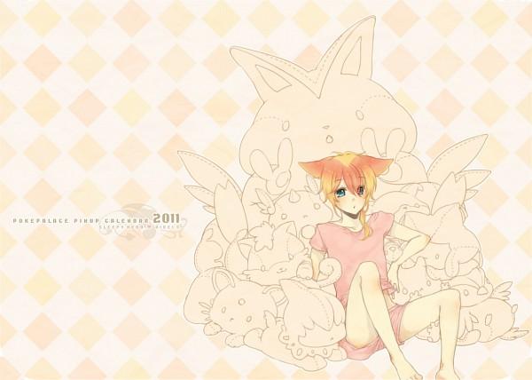 Tags: Anime, Riingo, Pokémon, Victini, deviantART, Legendary Pokémon