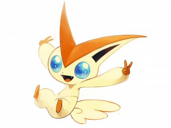 Tags: Anime, Tetsuko009, Pokémon, Victini, Pixiv, Fanart From Pixiv, Fanart, Legendary Pokémon