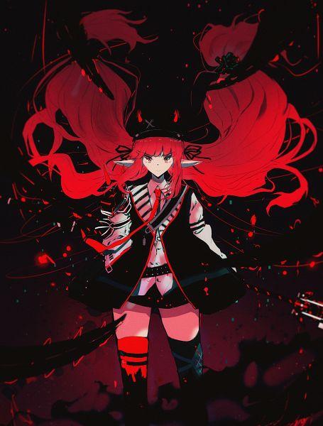 Tags: Anime, Pixiv Id 14915128, Arknights, Vigna