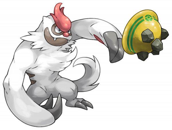 Vigoroth - Pokémon