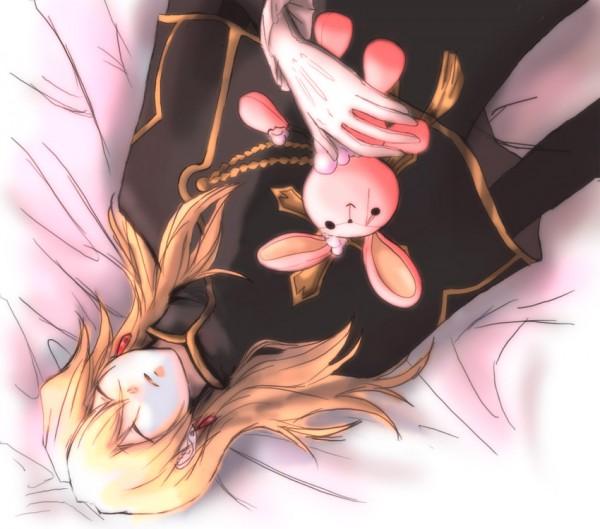 Tags: Anime, Pandora Hearts, Vincent Nightray, Fanart