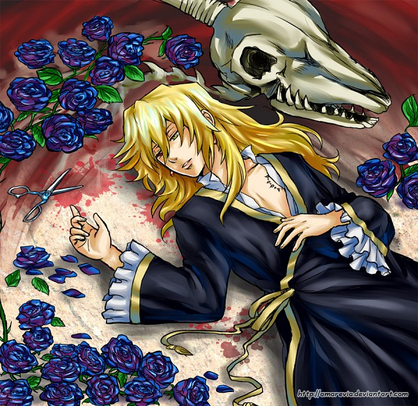 Tags: Anime, Pandora Hearts, Vincent Nightray, deviantART