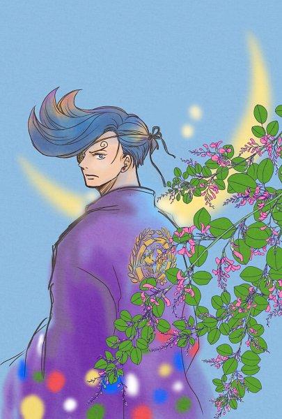 Tags: Anime, Suzuko 56789, ONE PIECE, Vinsmoke Niji, Fanart, Twitter, One Piece: Two Years Later