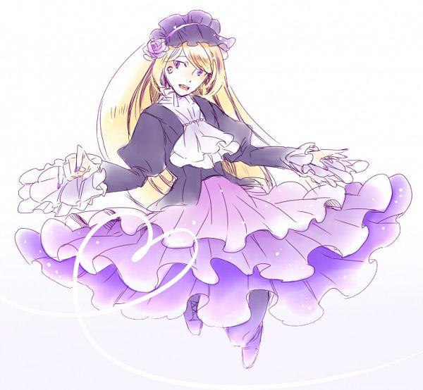 Tags: Anime, Kitsune (artist), Violet (Sound Horizon), Roman (Sound Horizon), Sound Horizon