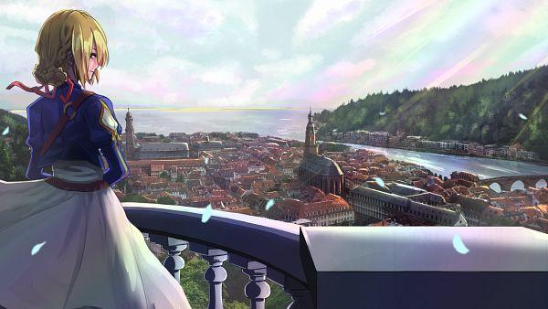 Violet Evergarden (Character) Wallpaper #2247071 ...