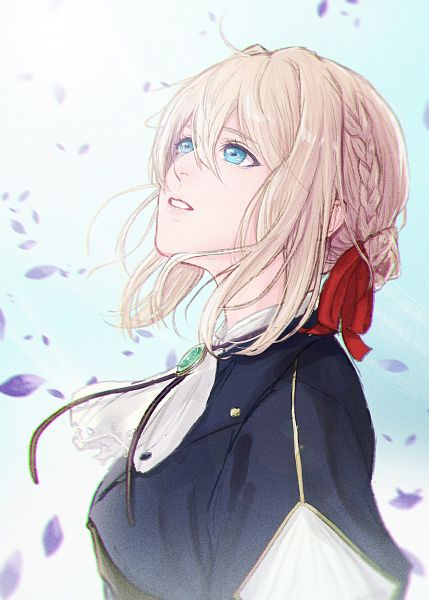 Tags: Anime, Pixiv Id 17678992, Violet Evergarden, Violet Evergarden (Character)