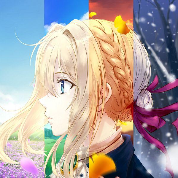 Anime Characters Catchphrases : Violet evergarden character image zerochan
