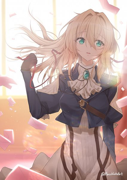 Tags: Anime, Pixiv Id 1069205, Violet Evergarden, Violet Evergarden (Character)