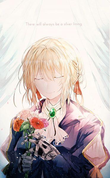 Tags: Anime, Pixiv Id 26040235, Violet Evergarden, Violet Evergarden (Character), Fanart From Pixiv, Pixiv, Fanart