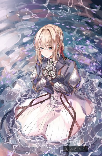 Tags: Anime, Pixiv Id 15562683, Violet Evergarden, Violet Evergarden (Character), Fanart From Pixiv, Pixiv, Fanart