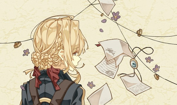 Tags: Anime, Cheese Kang, Violet Evergarden, Violet Evergarden (Character)