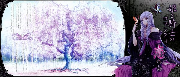 Violette (Reine des fleurs) - Reine des fleurs