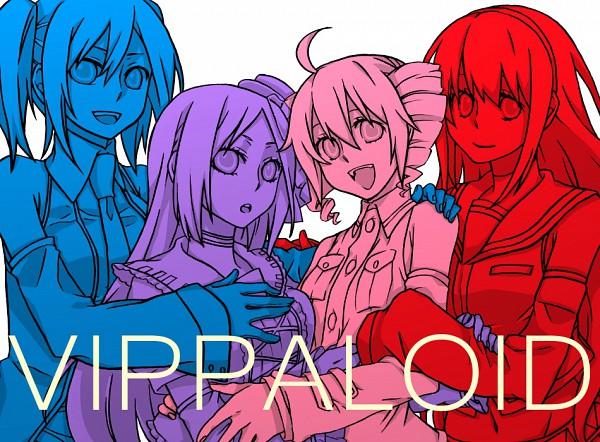 Tags: Anime, UTAU, Kasane Teto, Sukone Tei, Namine Ritsu, Yokune Ruko, Vipperloid