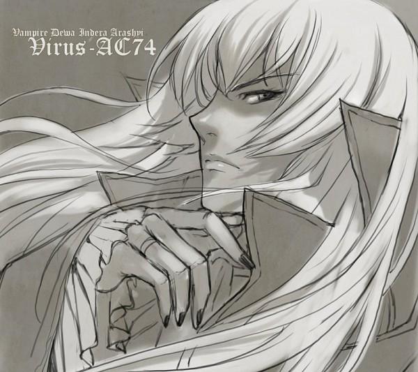 Tags: Anime, Virus Ac74, deviantART, Pixiv, Original