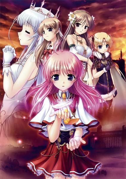 Visual Novels 2011 - April
