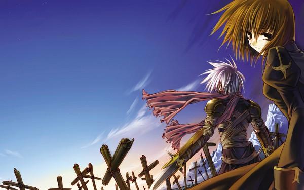 Tags: Anime, Visual Work Station, RAGNARÖK ONLINE, Assassin (Ragnarok Online), Priest (Ragnarok Online), Wallpaper
