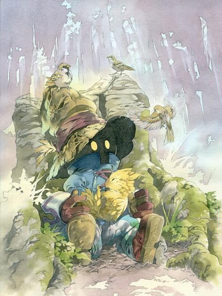 Vivi Ornitier - Final Fantasy IX