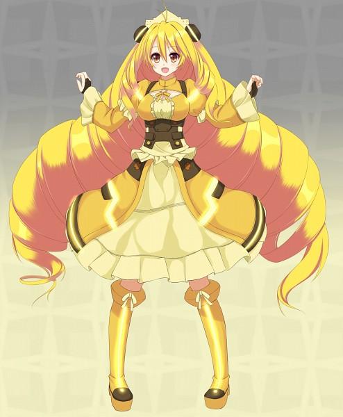Tags: Anime, Sogaya, Vividred Operation, Vivid Yellow