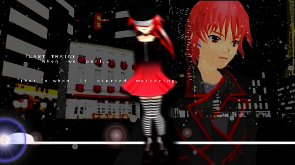 Tags: Anime, VOCALOID, CUL, Rev (Character), Vocalo Revolution