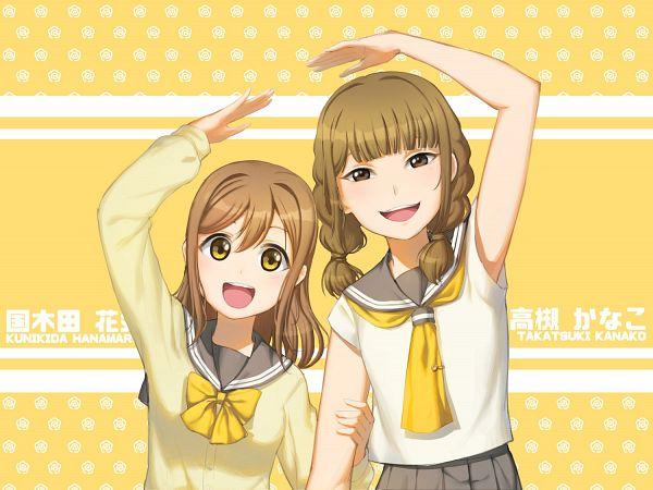 Tags: Anime, Pixiv Id 2293707, Love Live! Sunshine!!, Takatsuki Kanako (Character), Kunikida Hanamaru