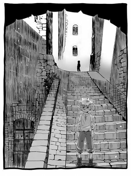 Tags: Anime, Nashico, Katekyo Hitman REBORN!, Vongola Primo Giotto, G.