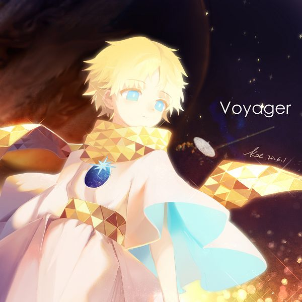 Tags: Anime, Pixiv Id 3063728, Fate/Grand Order, Voyager (Fate/Requiem), Fanart, Fanart From Pixiv, Pixiv