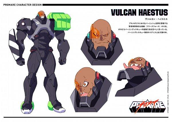 Vulcan Haestus - Promare