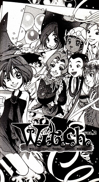 Tags: Anime, Iida Haruko, W.I.T.C.H, Irma Lair, Taranee Cook, Cornelia Hale, Elyon Portrait, Will Vandom, Hay Lin, Manga Page, Self Scanned, Scan