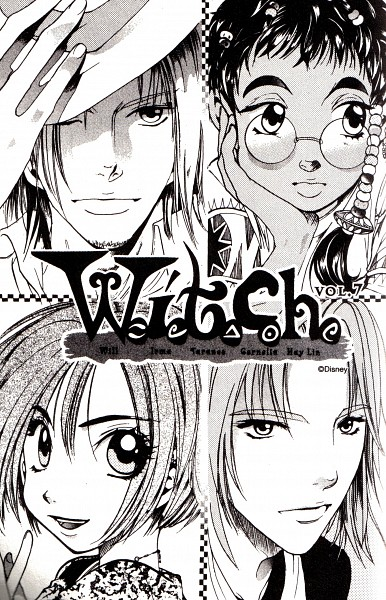 Tags: Anime, Iida Haruko, W.I.T.C.H, Matt Olsen, Taranee Cook, Will Vandom, Nigel Ashcroft, Self Scanned, Scan, Manga Page