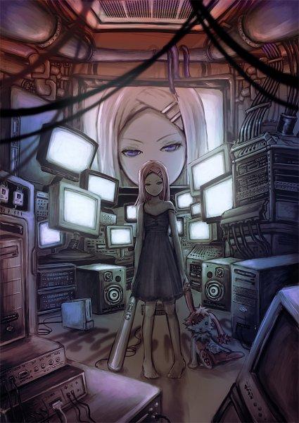 Tags: Anime, Wachi30, Baseball, Mobile Wallpaper, Pixiv, Original
