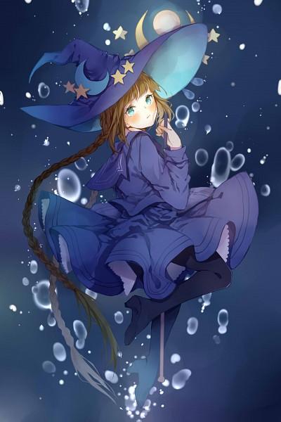 Tags: Anime, Koyuiko, Oounabara to Wadanohara, Wadanohara, Mobile Wallpaper