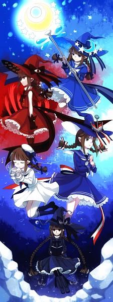 Tags: Anime, Mikan (ama No Hakoniwa), Oounabara to Wadanohara, Wadanohara, Anchor