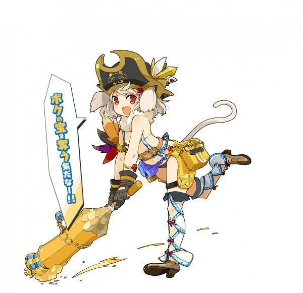Waffle (Genkai Tokki: Seven Pirates) - Genkai Tokki: Seven Pirates