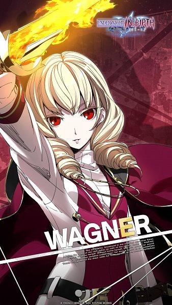 Tags: Anime, Under Night In-Birth, Wagner (Under Night In-birth), 1080x1920 Wallpaper, Mobile Wallpaper, Official Art, Wallpaper