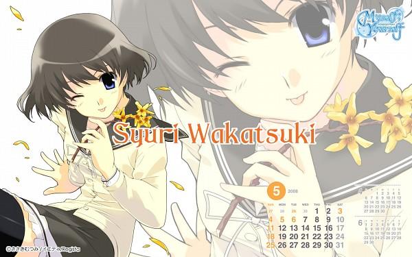 Wakatsuki Shuuri - Myself; Yourself