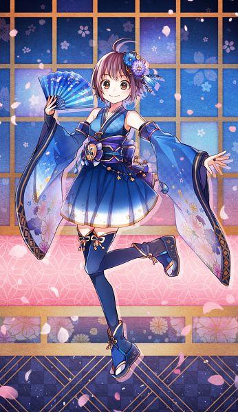 Wakiyama Tamami - THE iDOLM@STER: Cinderella Girls