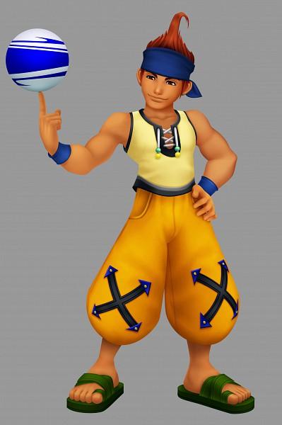 Wakka - Final Fantasy X