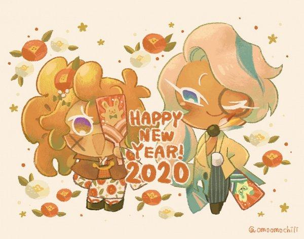 Tags: Anime, Misaki-omoomochiii, Cookie Run: OvenBreak, Cookie Run, Walnut Cookie, Roguefort Cookie, Twitter, Fanart, WalFort