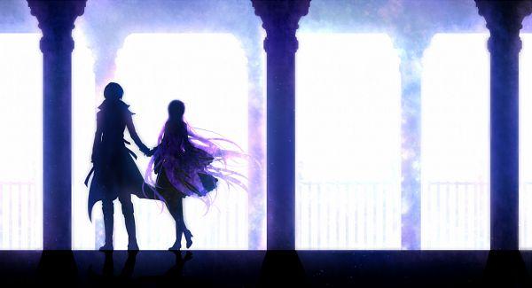 Tags: Anime, Yuuna Minato, Walpurgis no Uta ~Walpurgisgedichte~, Fins (Walpurgis no Uta), Izumi Shio, Pixiv, Fanart, Fanart From Pixiv, PNG Conversion