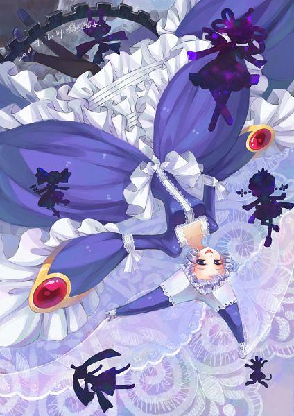 Tags: Anime, Sanmi Tenten, Mahou Shoujo Madoka☆Magica, Walpurgis no Yoru Minions, Walpurgis no Yoru, Mobile Wallpaper, Walpurgis Night
