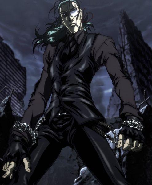 Tags: Anime, HELLSING, Walter C. Dornez, Liri (Artist), Screenshot