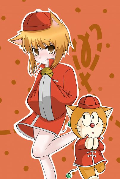 Tags: Anime, Pixiv Id 609820, The Doraemons, Wang Dora (Personification), Wang Dora