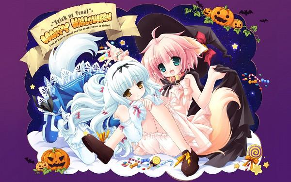 Tags: Anime, Ozawa Yuu, CUFFS (Studio), Wanko to Lily, Wanko, Lily (Wanko to Lily), Wallpaper