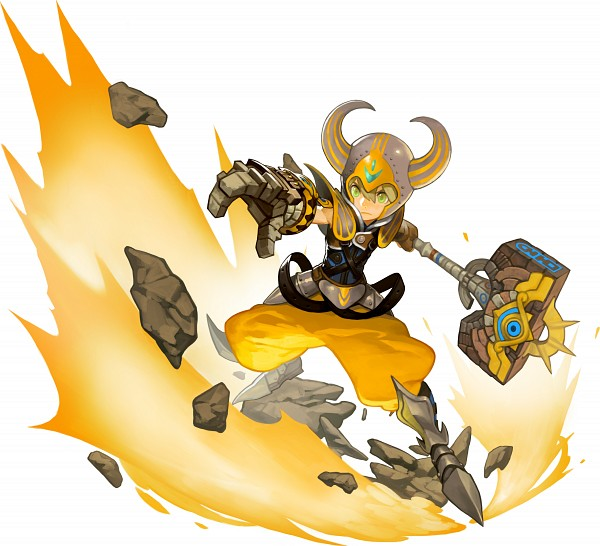 Warrior (Dragon Nest) - Dragon Nest