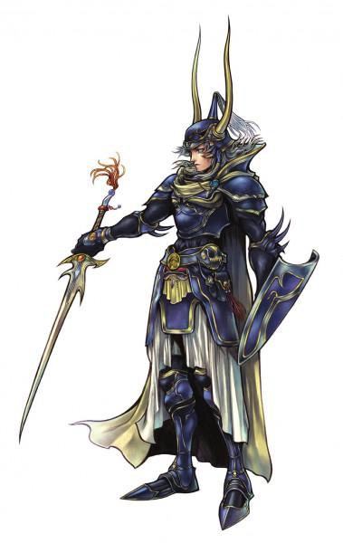 Warrior of Light - Final Fantasy I