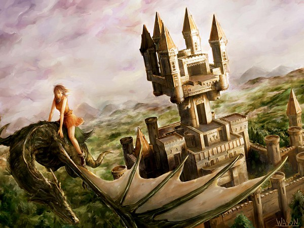 Tags: Anime, Wason, Dragon Riding