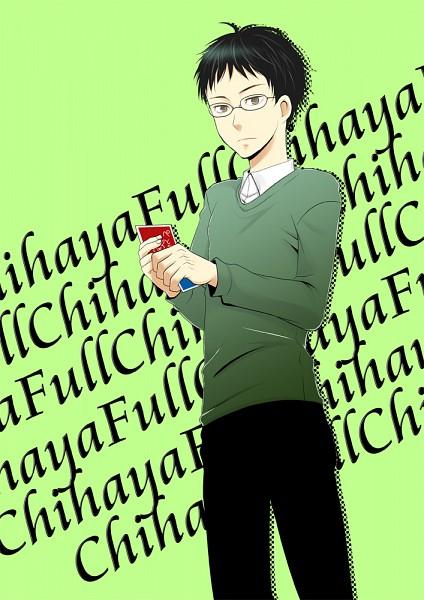 Tags: Anime, Pixiv Id 1455460, Chihayafuru, Wataya Arata, Pixiv, Fanart