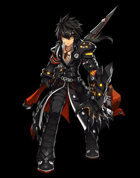 Weapon Taker (Raven) - Raven (Elsword)