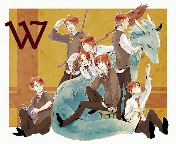 Weasley Family - Harry Potter