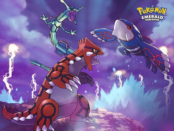Weather Trio - Pokémon